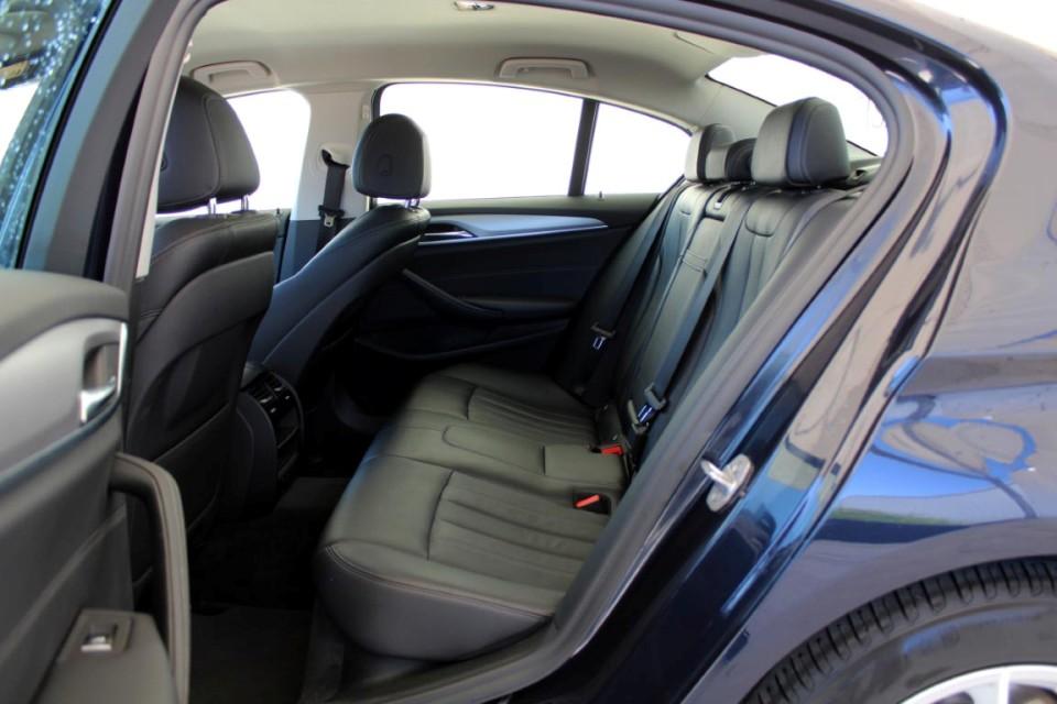 BMW Serie 5 520D Auto EFF Dynamics Berlina 2018