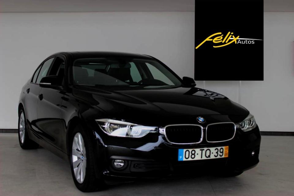 BMW Serie 3 318D Advantage Auto 2017 F30