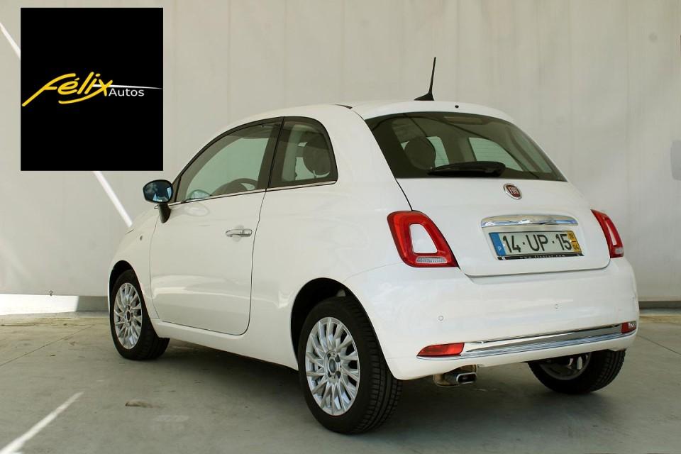 Fiat 500 Louge Diesel 95CV