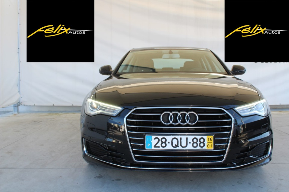 Audi A6 2.0 TDi ULTRA 190 CV