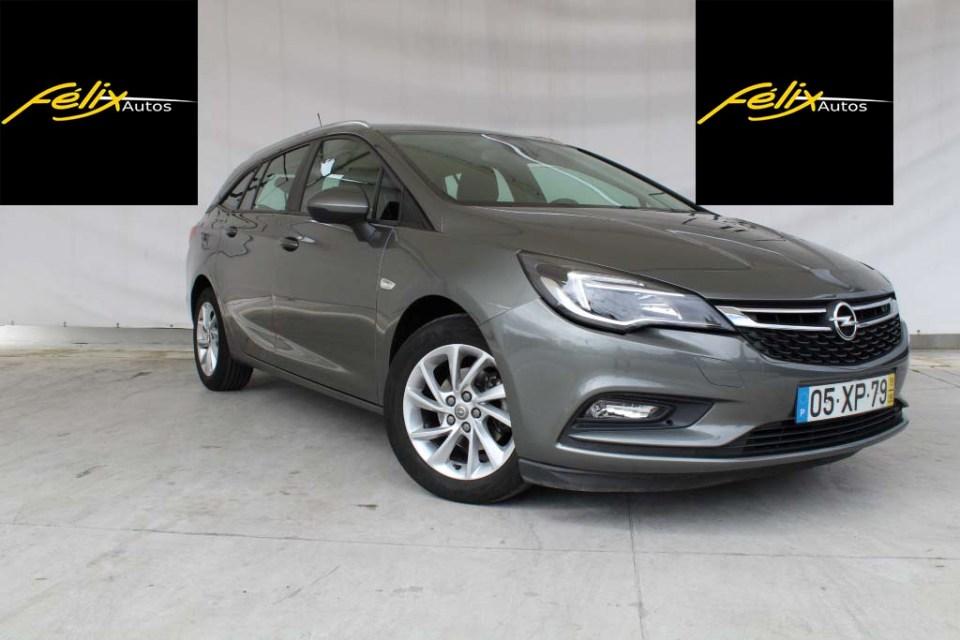 Opel Astra SportsTourer 1.6 CDTI 120 Anos