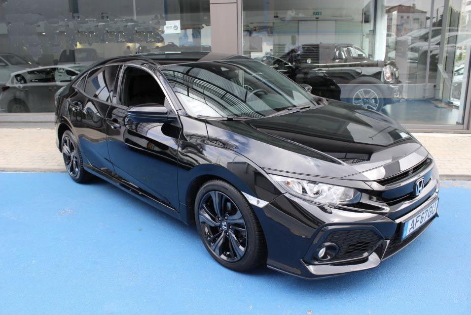 Honda Civic Turbo V-Tec Elegance
