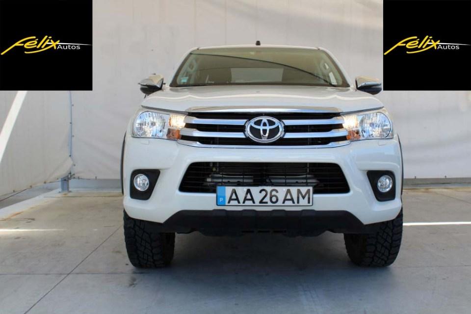 Toyota Hilux Tracker 4x4 Cabine Dupla