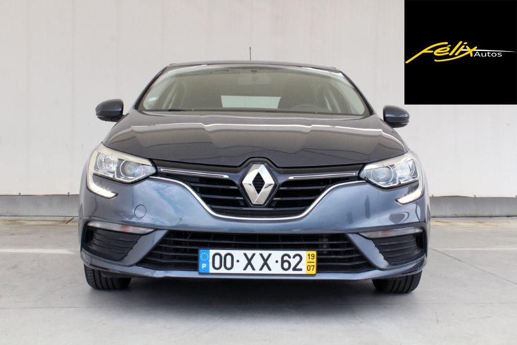 Renault Megane DCI 2019 95 CV
